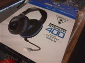 TURTLE BEACH STEALTH 400 PS4/PS3 WIRELESS GAMING HEADSET